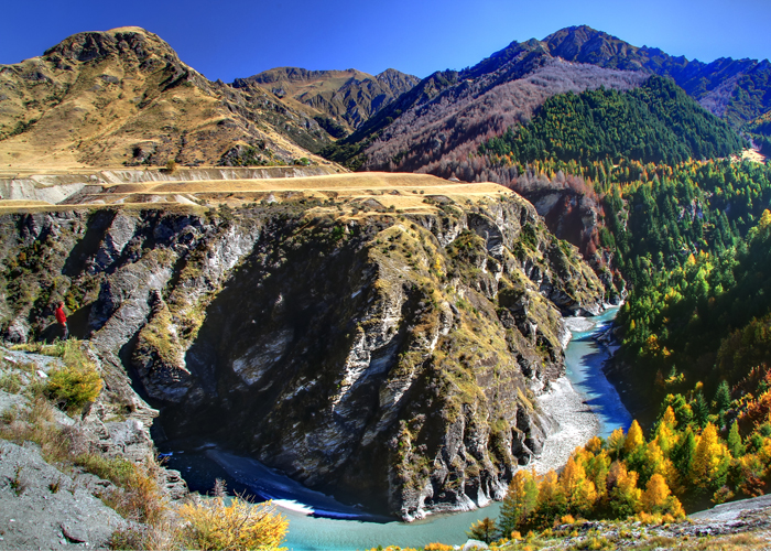 Sightseeing tour Queenstown