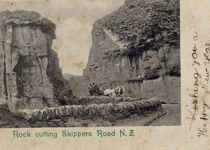 Timeless Skippers Canyon